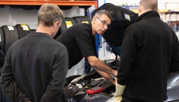 Autotech Training rolls out on-site EV training for fleet businesses