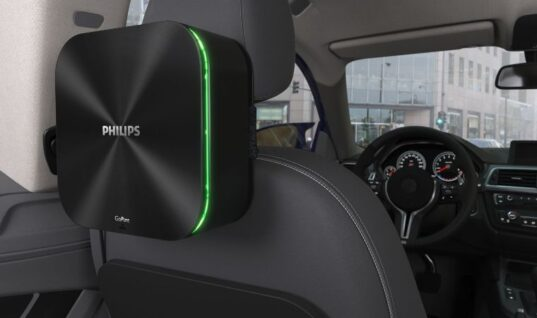 Philips launches GoPure air purifier
