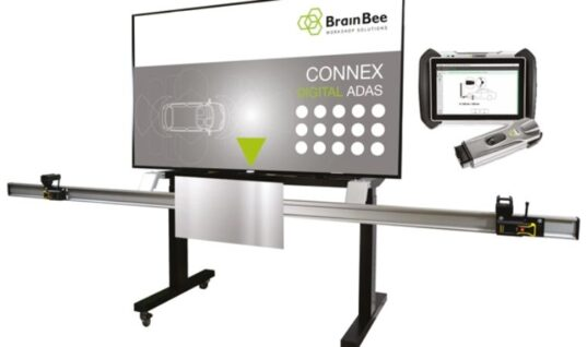 BrainBee Connex digital ADAS with free updates from Hickleys