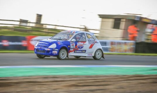 Final race secures championship for Lucas Oil Ford Ka