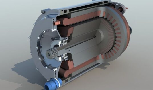 Engineers challenge dominance of permanent magnet motors for EV propulsion