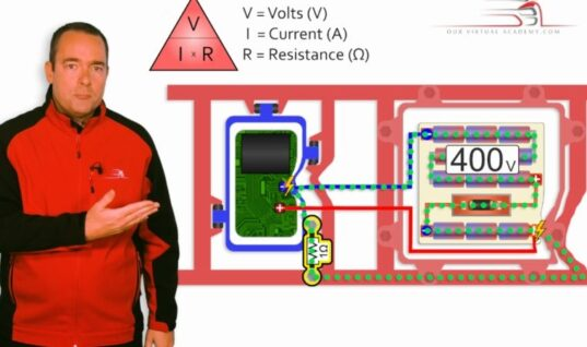 Our Virtual Academy releases new EV training course