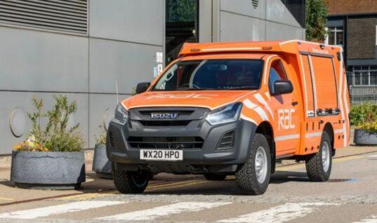 RAC invests in new 'heavy duty patrol vans'