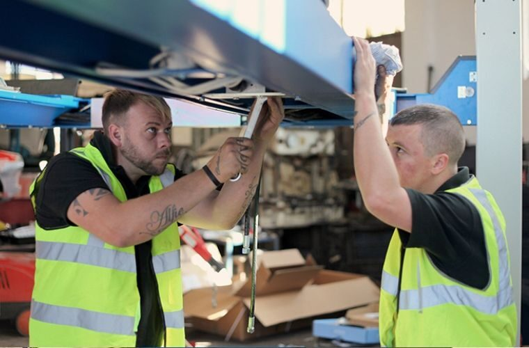 Installation, training and aftersales service is key for garages investing in new equipment, says V-Tech