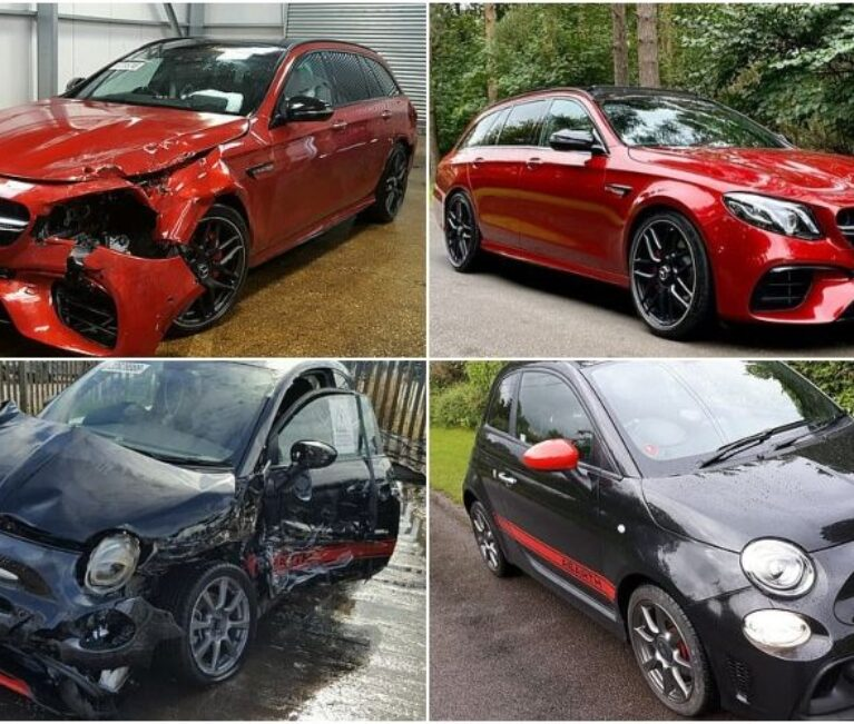 Thousands of cars for sale online with 'hidden past', investigation reveals