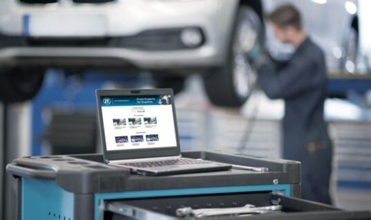 ZF Aftermarket expands online training courses
