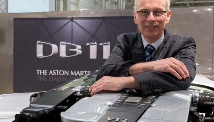 Aston Martin to continue making combustion engines beyond 2030 ban