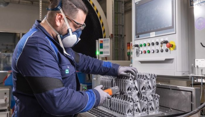 BMW to industrialise 3D printing