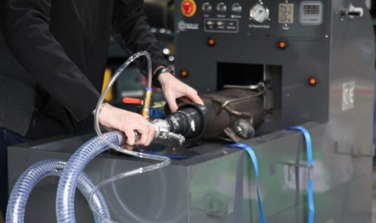 In-house DPF cleaning 'an easy win' for garages