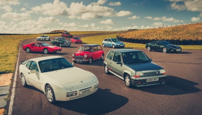 Top ten classic cars set to rise in value