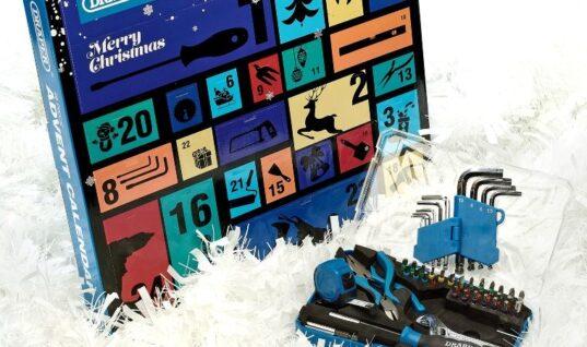 Draper Tools advent calendar raises £3,000 for NHS Charities Together