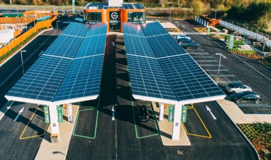 UK's first Electric Forecourt opens in Essex
