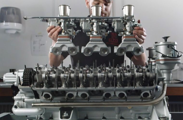 Watch: Ferrari specialist releases video to showcase aftermarket parts production