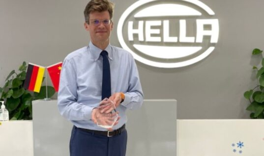 HELLA gets Innovation Award for battery module solutions