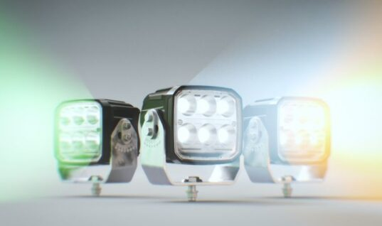 HELLA launches new vehicle work lamp