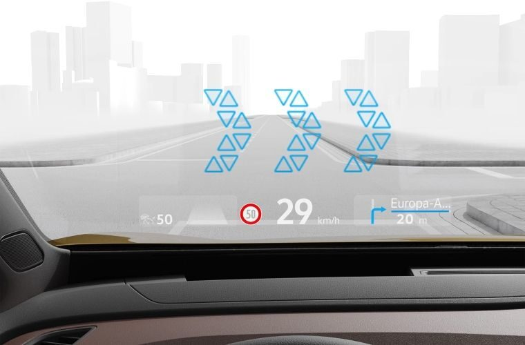 VW's ID.3 and ID.4 to get augmented reality head-up displays