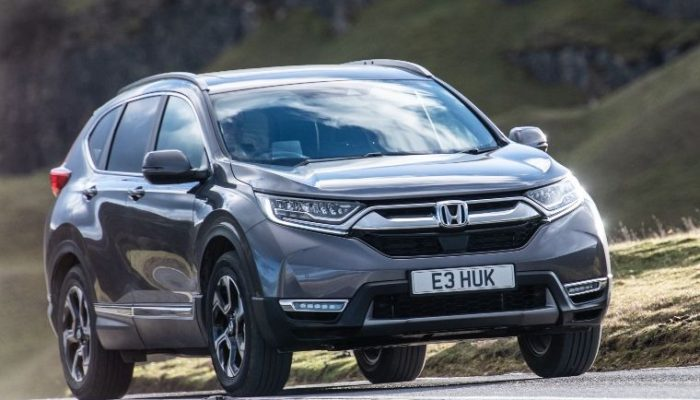 Honda to recall 78,000 CR-V over window switch short circuiting fears