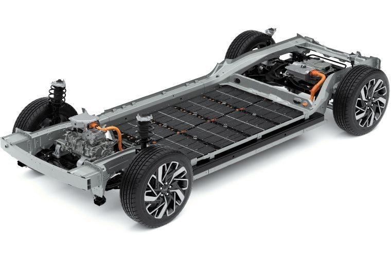 New Hyundai EV platform boasts 800V charging capability and 310-mile range