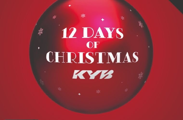 Prizes up for grabs in KYB's 12 days of Christmas