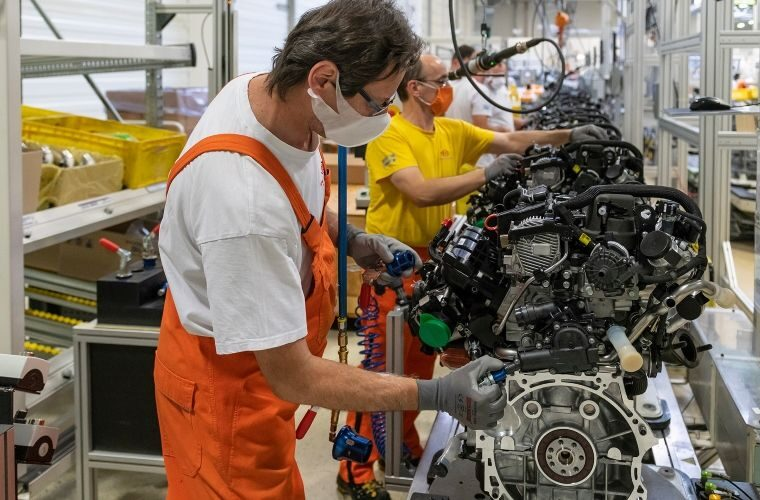Kia upgrades engine manufacturing facility amid electrification push