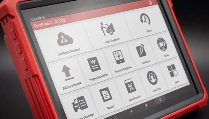 New Launch Pro 5 promises to 'speed up diagnosis'