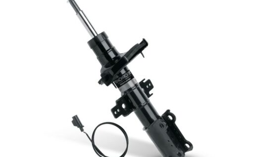 Monroe makes adaptive shock absorbers available for aftermarket