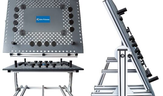 New EV battery maintenance table from Sykes-Pickavant