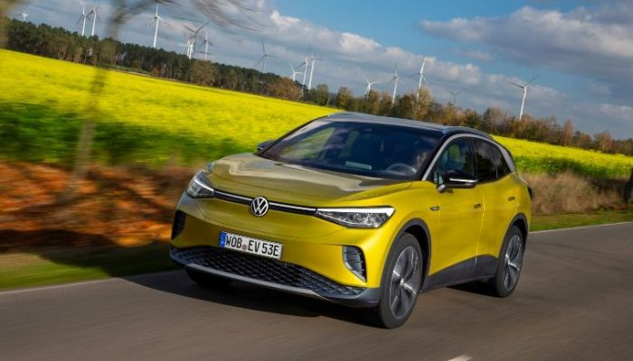 Volkswagen: How its new ID.4 EV recovers energy during deceleration