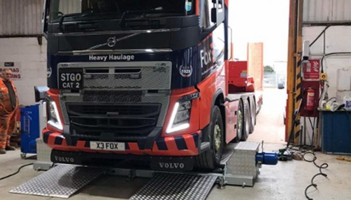 Fleet operators told to 'save time and money' with in-house commercial brake testing