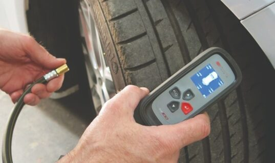 Discounted Bartec Tap 100 tyre tread and pressure reader