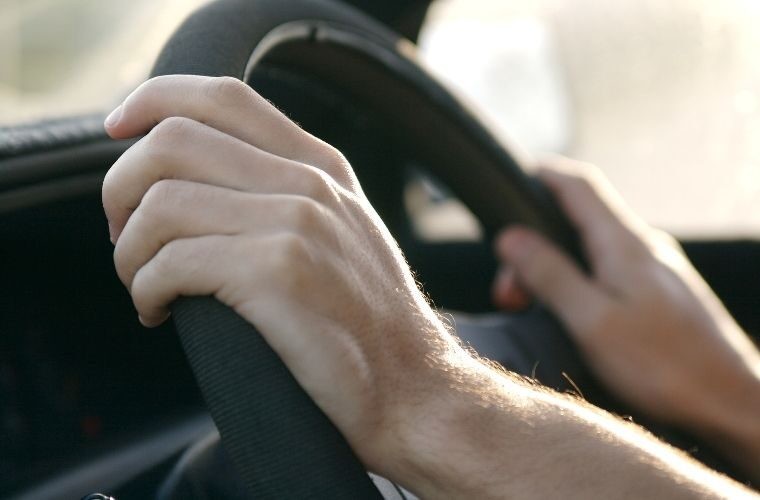 Mechanic with driving ban caught testing driving cars