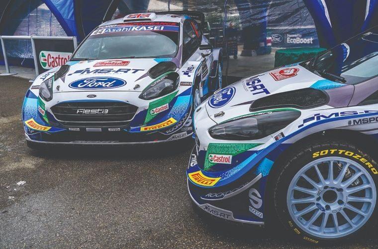 NGK to sponsor M-Sport Ford WRC team for 2021 season