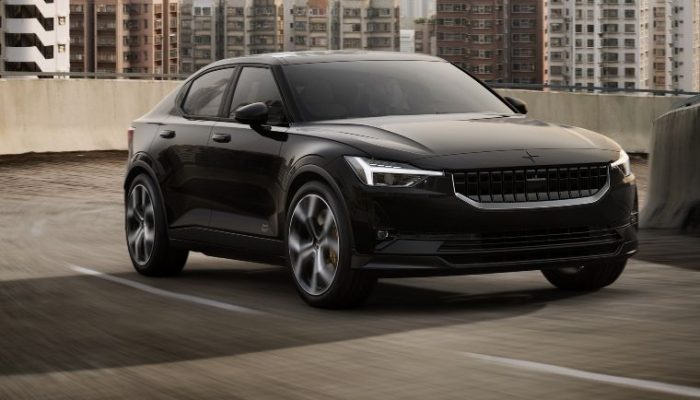 Polestar 2 gets Monroe suspension technology
