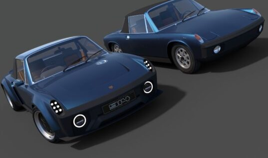 Porsche 914 to be reproduced by UK firm