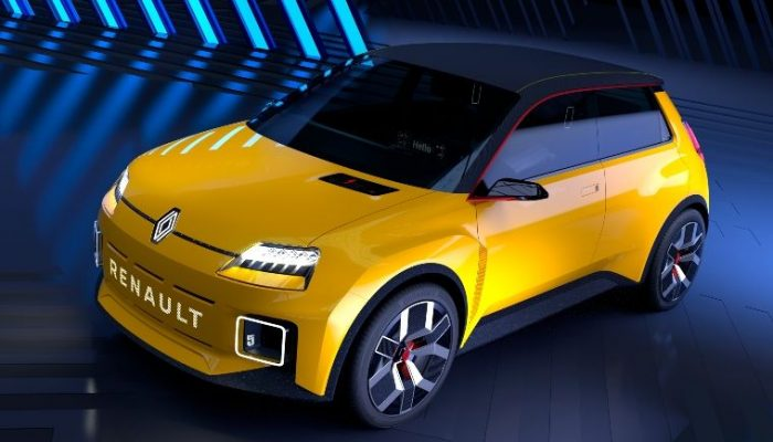 Renault 5 set for electric vehicle relaunch