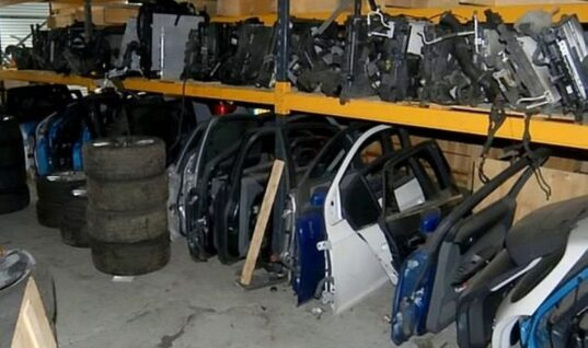 Chop shop 'gang' ordered to pay back £1million after stealing 117 cars