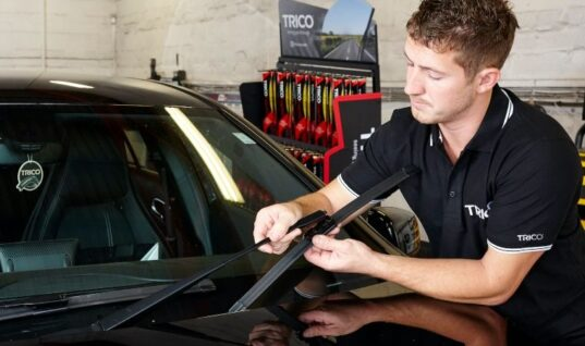 """TRICO urges technicians to ensure wipers are in """"best condition"""" at MOT"""