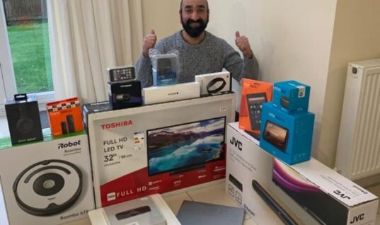 Bradford factor wins top prize in £20k TRICO giveaway