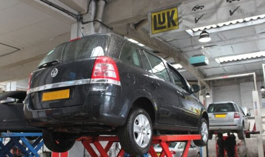 Guide: Vauxhall Zafira clutch replacement