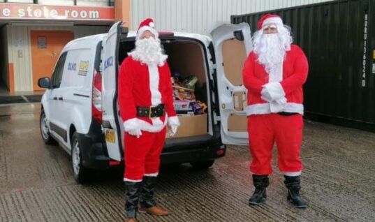 LKQ Euro Car Parts raises £1,000 for disadvantaged children