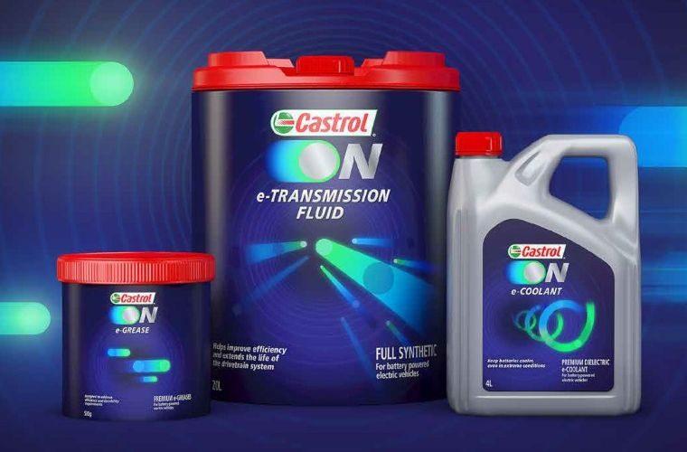 Castrol launches 'e-fluids' electric vehicle range