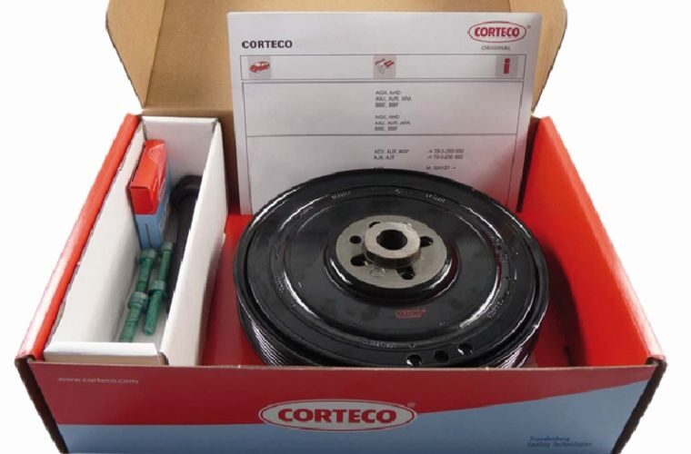Replace TVD pulleys with supplied bolts, Corteco urges workshops