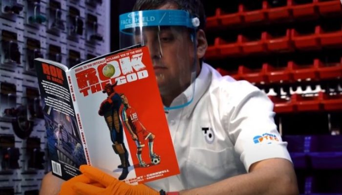 Watch: Laser Tools releases new series of weekly tool review video