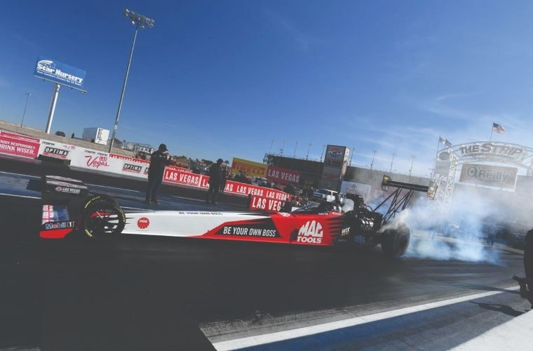 NGK shows support for drag racing