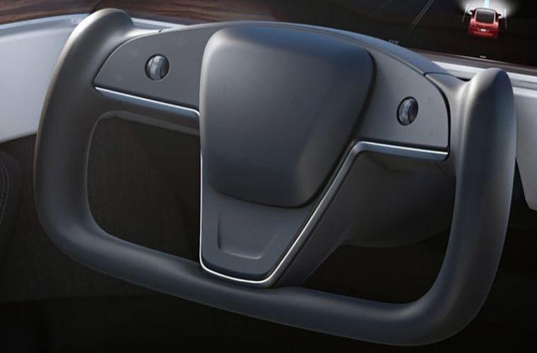 New Tesla steering wheel deemed legal in UK