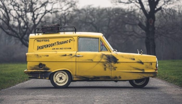 Only Fools and Horses Reliant Regal Supervan III goes to auction