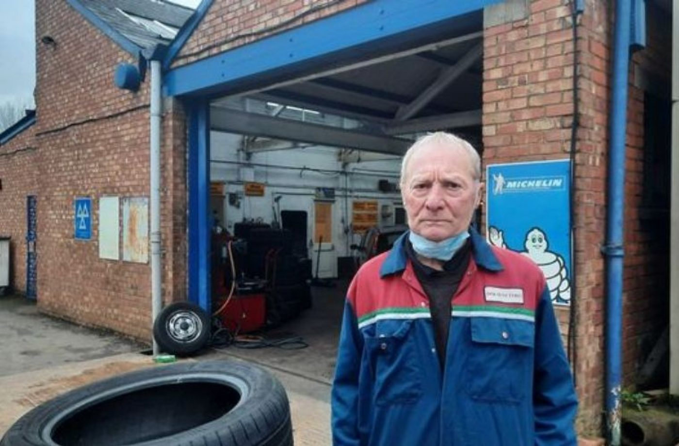 Garage to lose £12K during road closure, owner fears