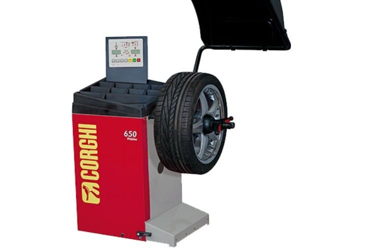 Corghi Proline 650 wheel balancer offer from REMA TIP TOP