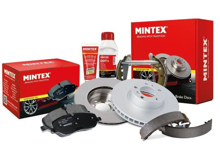 Mintex confirms latest range additions