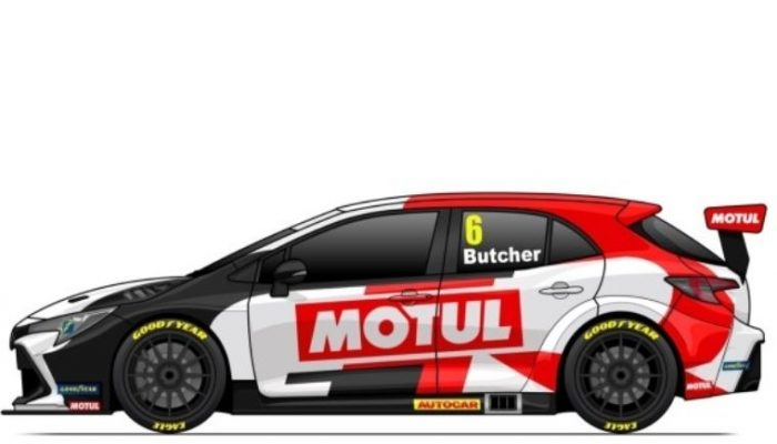 Exciting F4 and BTCC opening for Motul at Thruxton
